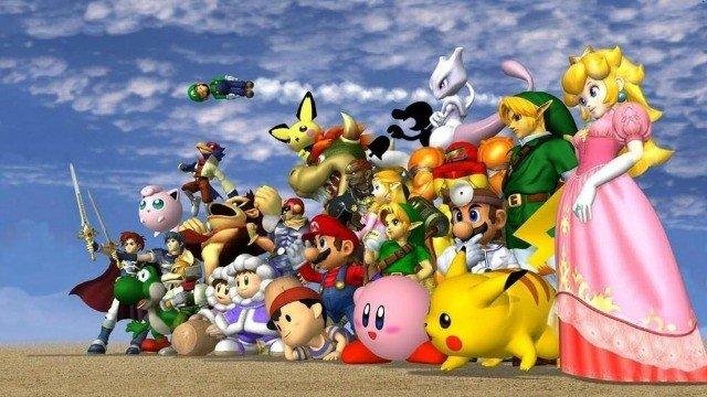 Reggie Fils-Aimé menciona un Smash Bros. para Switch