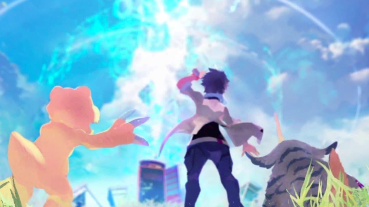 El nuevo juego de Digimon podría llegar a Occidente