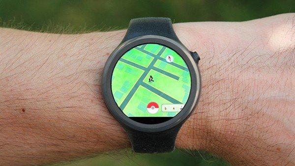 Pokémon GO también funcionará en relojes inteligentes Android