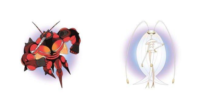 Pokémon Sol y Luna muestra a los ultraentes en las primeras imágenes in game