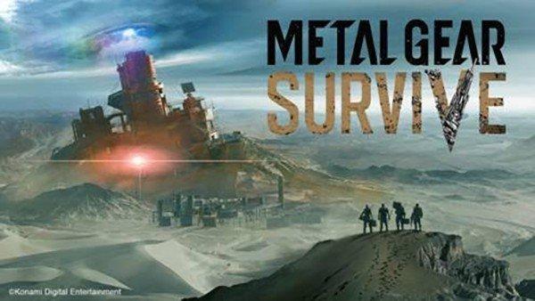 Tokyo Game Show 2016: Metal Gear Survive mostrará un gameplay el sábado