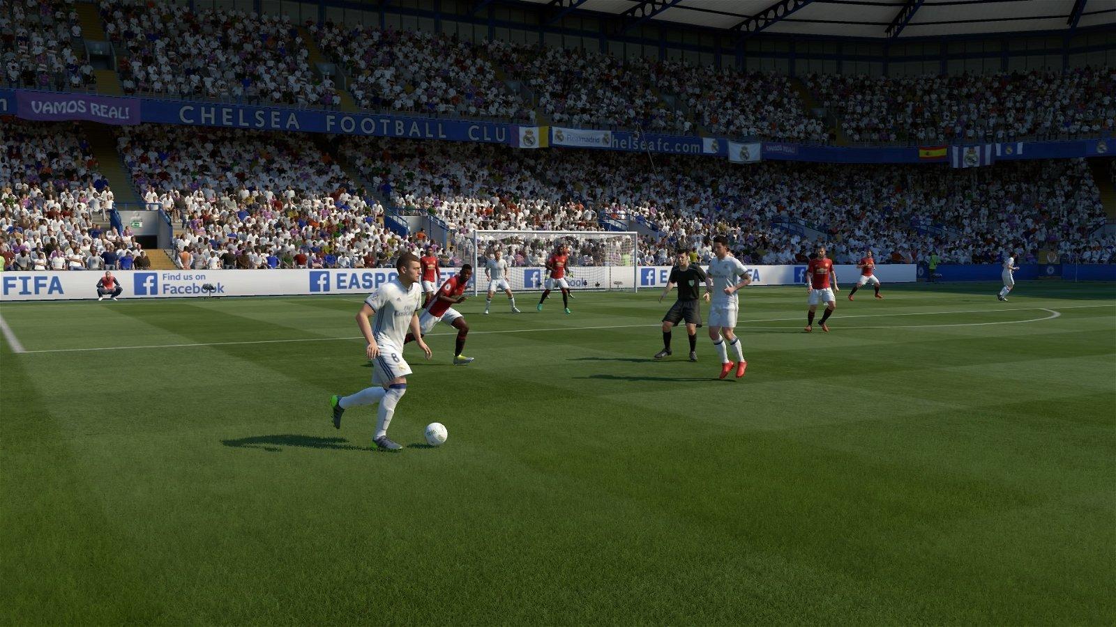 Juega gratis a FIFA 17 durante el fin de semana en Xbox One