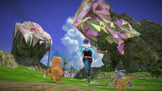Digimon World: Next Order confirma su llegada a Europa