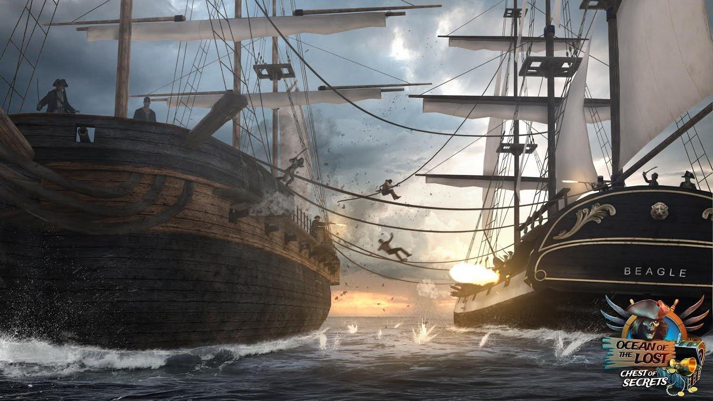 Ocean of the Lost, el MMO-RPG español que nos lleva a surcar los mares como un pirata