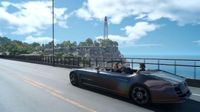 Final Fantasy XV: estos son los temas que se podrán escuchar en la radio del coche