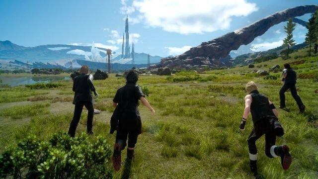 Final Fantasy XV: muestra imágenes de sus mejoras gráficas