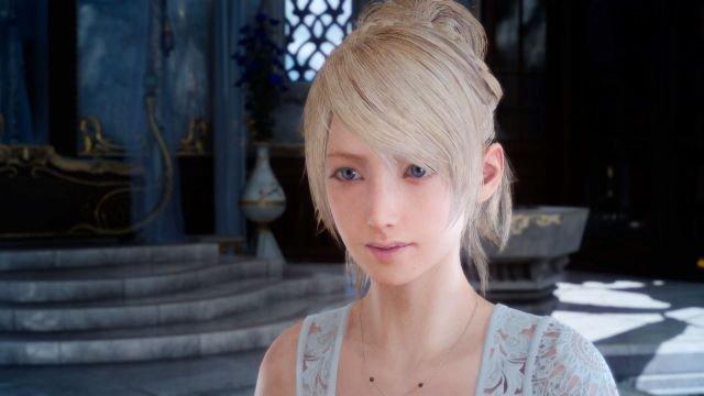 Final Fantasy XV: Lunafreya ha cambiado mucho en un año