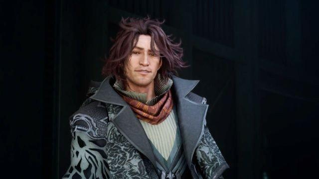 Final Fantasy XV: Primera imagen de su editor de personajes
