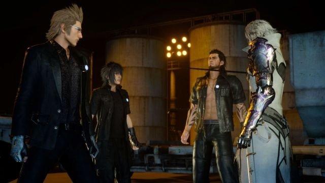 Final Fantasy XV lanza la actualización gratuita del mes de abril