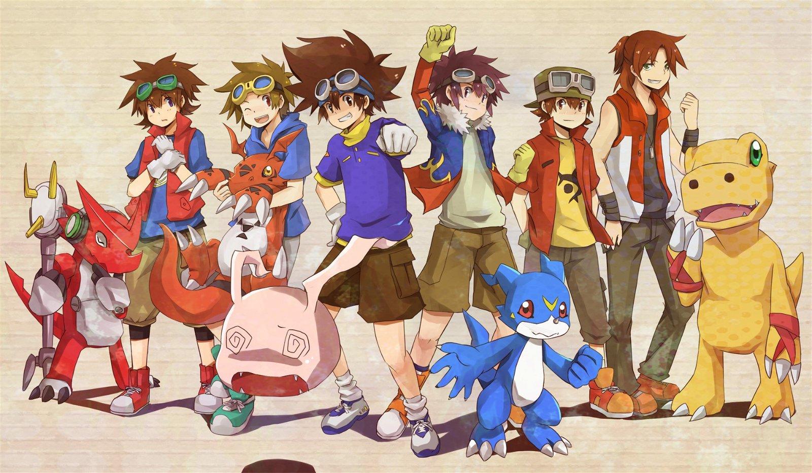 Los mejores videojuegos de la saga Digimon