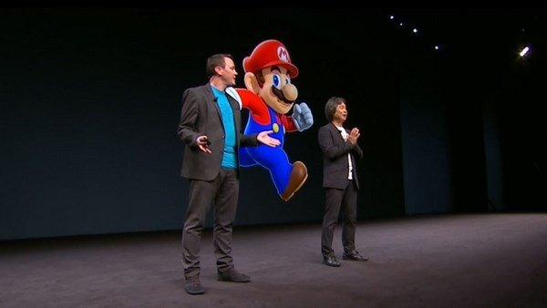 Nintendo planea estrenar al menos dos videojuegos para móvil cada año