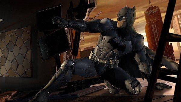 Batman - The Telltale Series presenta el tráiler de su segundo episodio