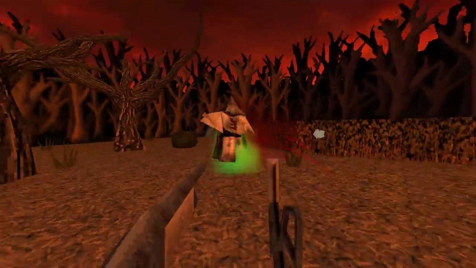 Dusk, un shooter inspirado en Doom, llegará en 2017