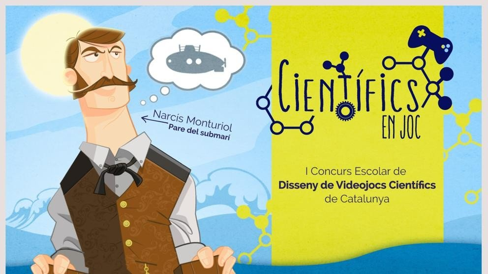 Un científico catalán protagonizará un videojuego