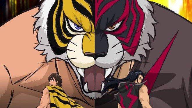 Tiger Mask regresa al mundo del anime medio siglo después