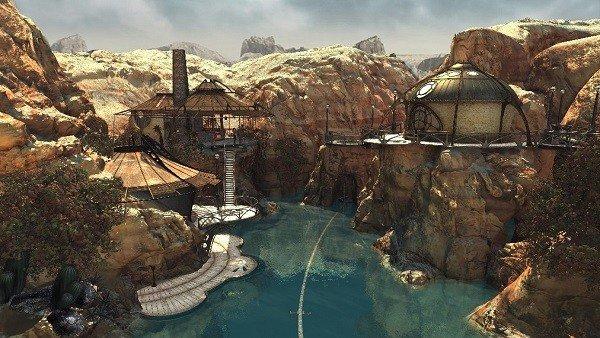 Myst estuvo a punto de tener su propio parque de atracciones