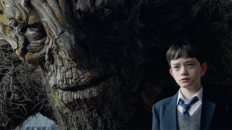 Un monstruo viene a verme: El nuevo Spiderman se convirtió en la criatura de la película de Bayona