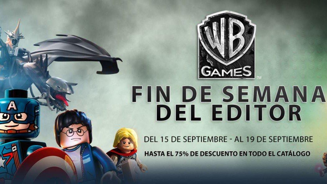 Steam: Los juegos de Warner Bros. protagonizan sus ofertas de fin de semana