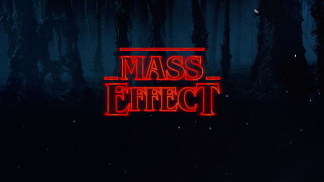 Stranger Things y Mass Effect tienen todas estas similitudes