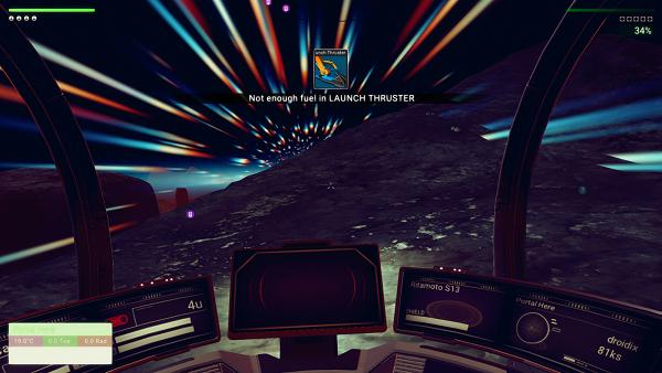 No Man's Sky ya tiene activados los portales gracias al trabajo de unos modders