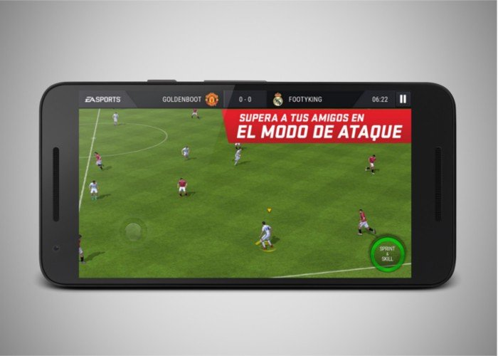 FIFA Mobile, el juego de fútbol para Android e iOS, ya está disponible gratis