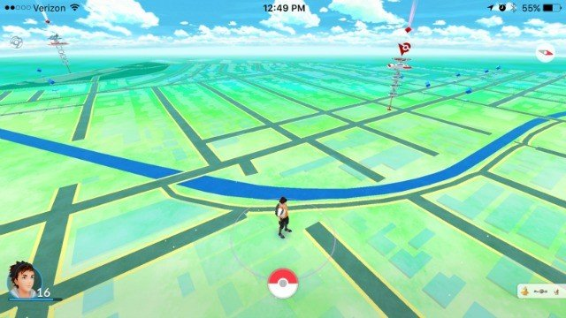 Pokémon GO tiene un truco para evitar el límite de velocidad en coches