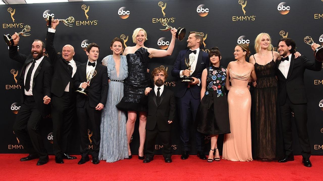 Emmy 2016: Juego de Tronos arrasa con doce galardones