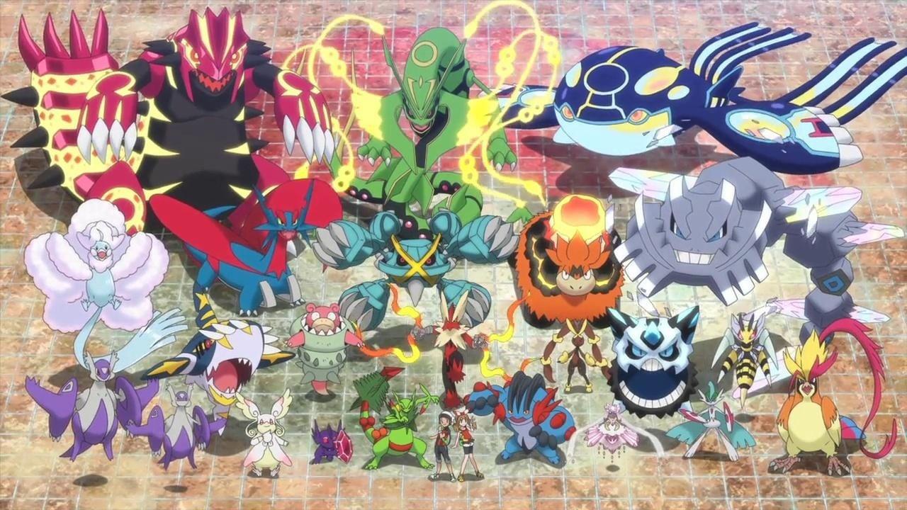 Pokémon Sol/Luna: Todas las Megaevoluciones existentes y las que nos gustaría ver
