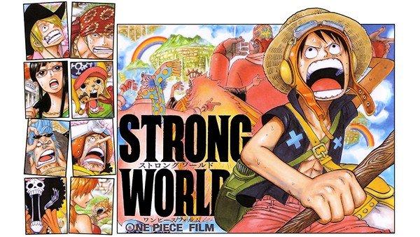 No Solo Gaming: One Piece Strong World, el Anime Cómic