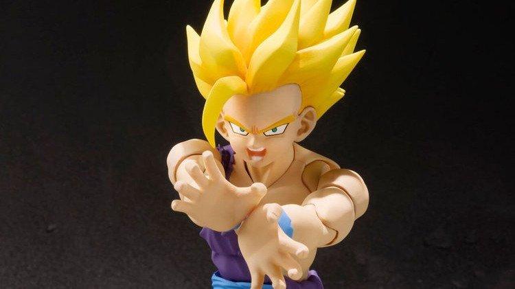 Dragon Ball: La figura de Super Saiyan Son Gohan que todo fan querrá tener