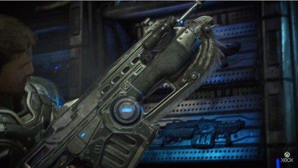 Gears of War 4 presenta su tráiler de lanzamiento