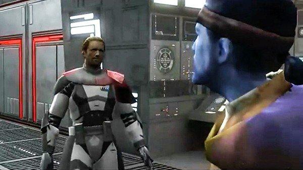 Star Wars: Battlefront 3 filtra más vídeos tras su cancelación en 2008