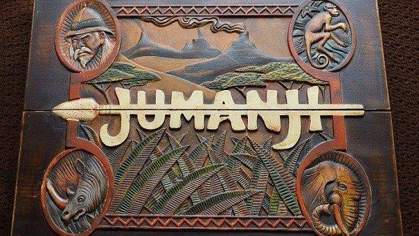 La secuela de Jumanji muestra la primera imagen de su reparto al completo