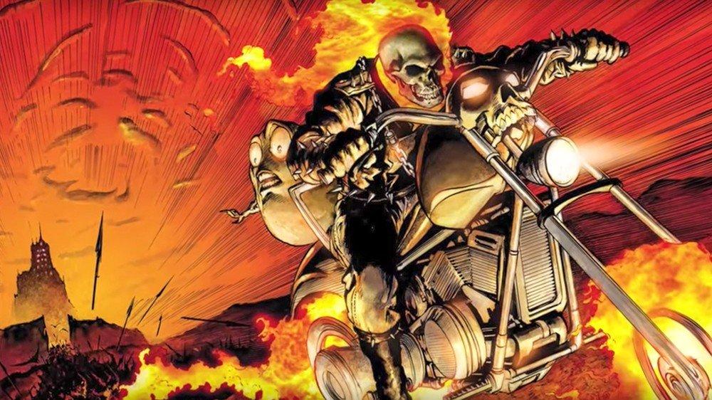 Ghost Rider filtra un vídeo del juego cancelado para PlayStation