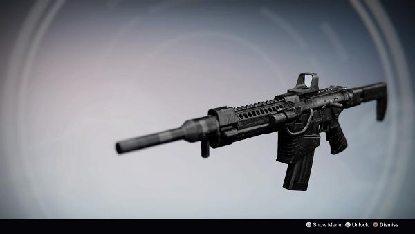 Destiny: Los Señores de Hierro permite conseguir un rifle Khvostov nunca visto