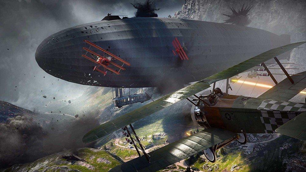 Battlefield 1: Todos sus modos y mapas confirmados