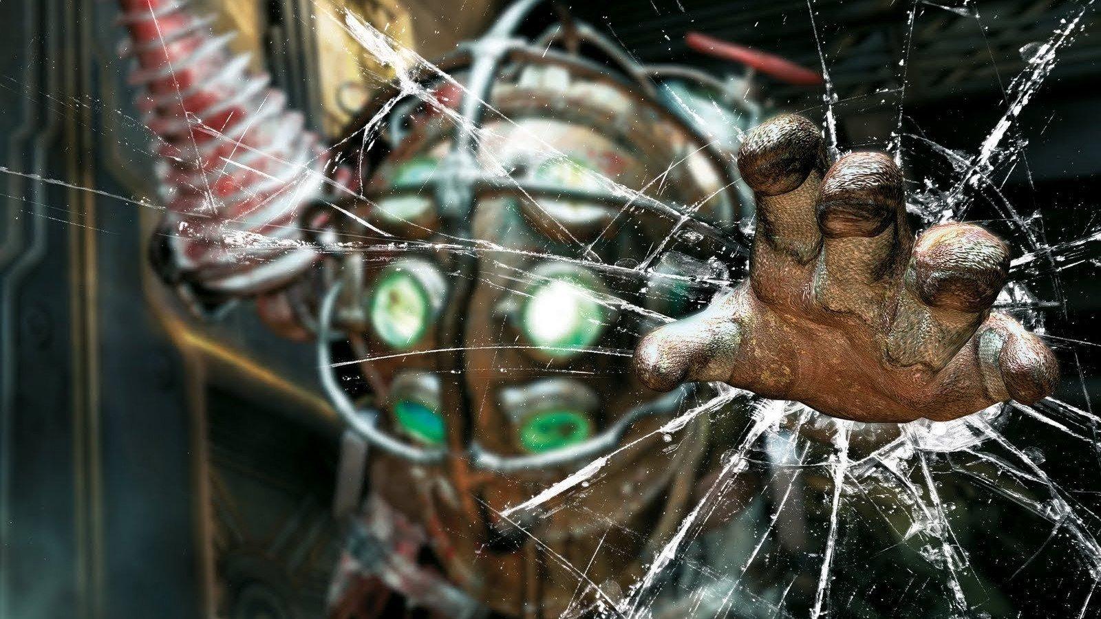 Bioshock: Rapture es recreado con 35.000 piezas de LEGO