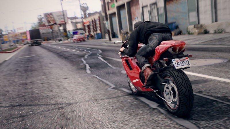 Granf Theft Auto V: Acusado de plagio el creador del mod Redux