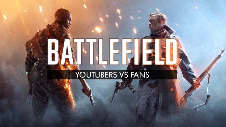 Barcelona Games World: Battlefield 1 tendrá un torneo entre youtubers y fans
