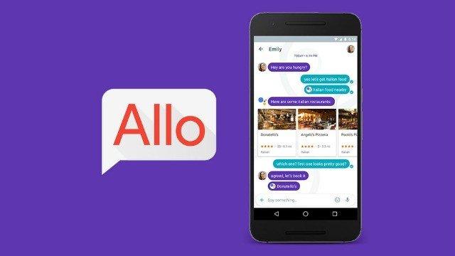 Google presenta Allo, su aplicación de mensajería propia