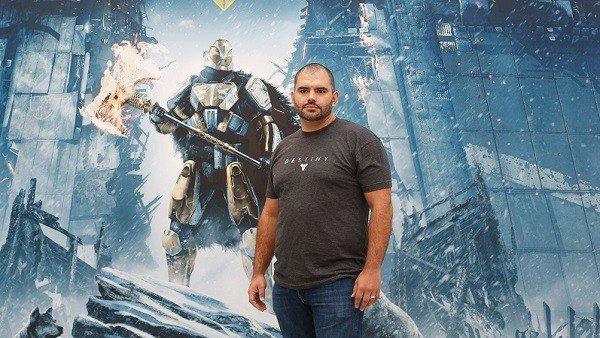 Destiny: Los Señores de Hierro: Entrevistamos a Luis Villegas, desarrollador de Bungie