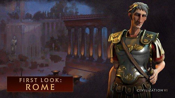 Civilization 6 contará con Trajano como líder del pueblo romano