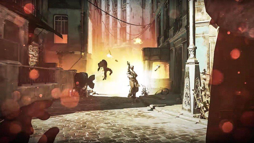 Dishonored 2 muestra las habilidades sobrenaturales de sus protagonistas en un avance