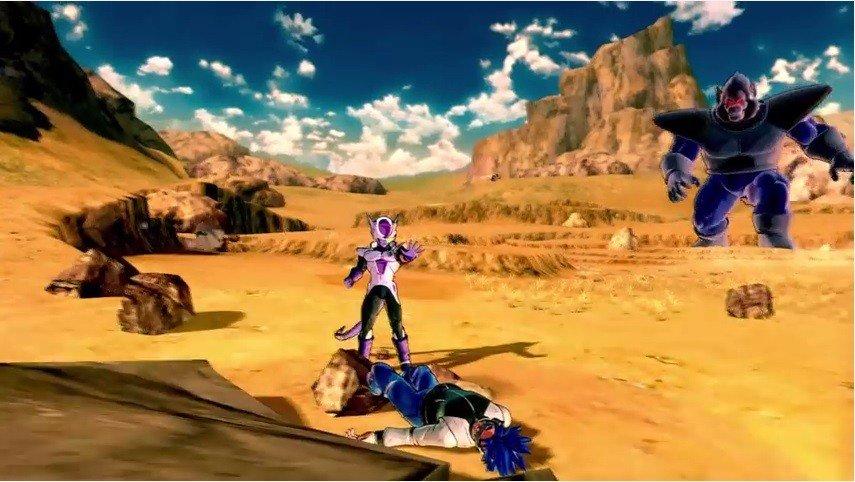 Dragon Ball Xenoverse 2 presenta un nuevo tráiler