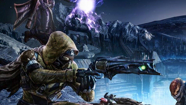 Destiny: Los Señores de Hierro trae de vuelta el cañón de mano Thorn