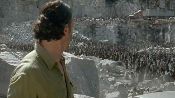 The Walking Dead tendrá su propia recreativa en enero