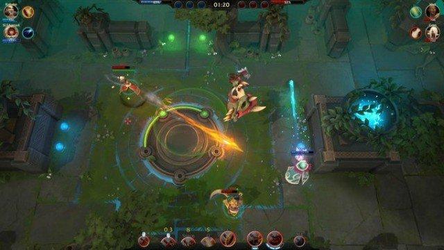 Battlerite, un nuevo MOBA, es el juego más vendido en Steam