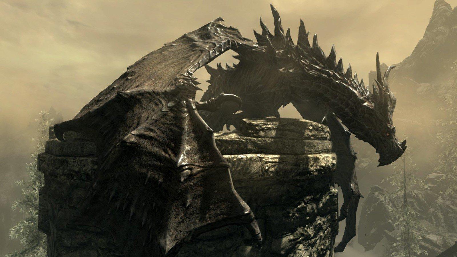 Los dragones más poderosos de los videojuegos