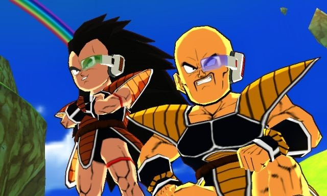 Dragon Ball Fusions enseña las características de la personalización de luchadores