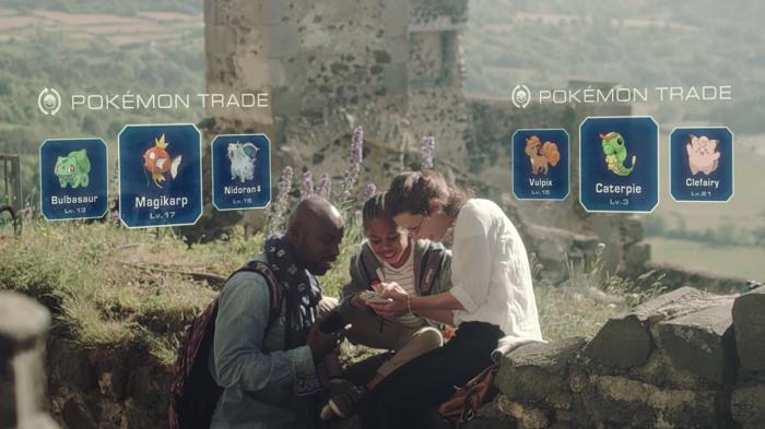 Pokémon GO podría dejar transferir Pokémon a Pokémon Sol/Luna